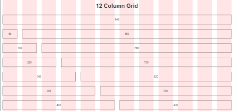 7 best grid column layout css framework you have to know free web 960 grid css framework malvernweather Gallery