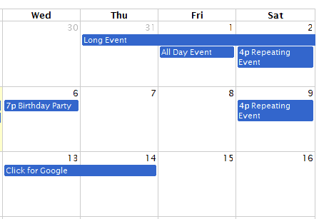 4 Best Javascript Jquery Event Calendar Planner Scheduler Free